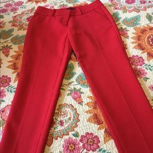Ann Taylor ankle length dress pants